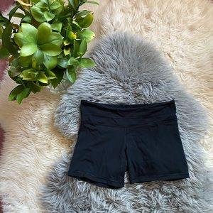 Lululemon REVERSIBLE Black Shorts